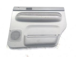Обшивка дверей задняя правая MAZDA MPV 1998