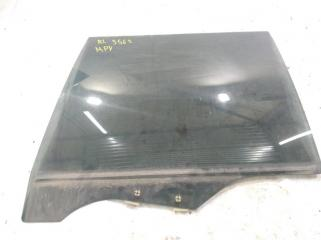 Стекло двери заднее левое MAZDA MPV 1998