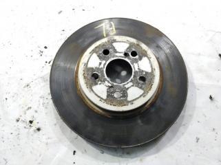 Тормозной диск передний левый TOYOTA CALDINA 2006