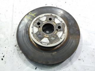 Тормозной диск передний правый TOYOTA CALDINA 2006