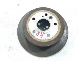 Тормозной диск задний правый TOYOTA HARRIER 2003