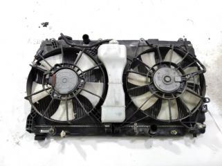 Радиатор основной передний HONDA FIT 2010