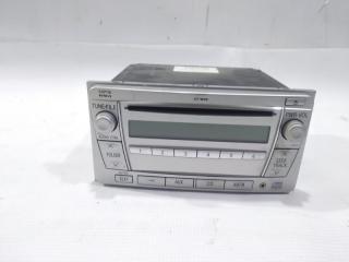 Запчасть магнитофон передний TOYOTA PASSO SETTE 2009