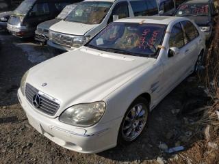 Капот Mercedes-Benz S-CLASS 1998
