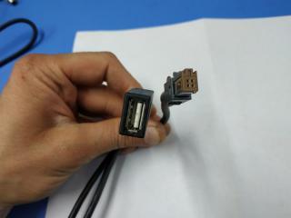 Usb кабель HONDA FIT 2012