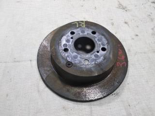 Тормозной диск задний левый TOYOTA ESTIMA 2008