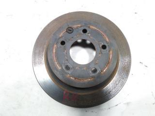 Тормозной диск задний правый NISSAN LEAF 2013
