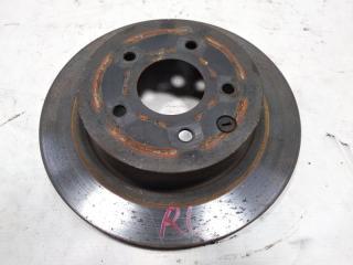 Тормозной диск задний левый NISSAN LEAF 2013