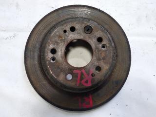 Тормозной диск задний левый HONDA STEP WAGON 2010