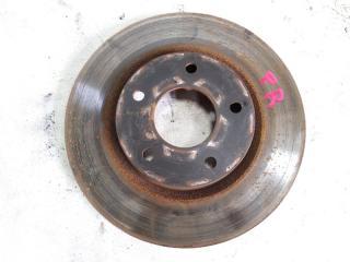 Запчасть тормозной диск передний правый NISSAN JUKE 2011