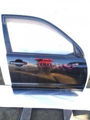 Запчасть дверь передняя правая TOYOTA KLUGER V 2001