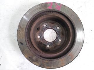Тормозной диск задний левый NISSAN XTRAIL 2005