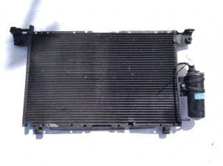 Радиатор кондиционера ISUZU BIGHORN 1995 UBS69 4JG2 контрактная