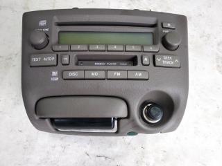 Запчасть магнитофон передний TOYOTA PLATZ 2004