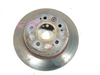 Тормозной диск задний левый HONDA STEP WAGON 2009