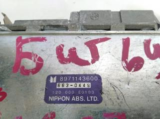 Блок abs передний ISUZU BIGHORN UBS69GW