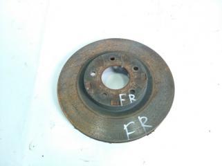 Тормозной диск передний правый MITSUBISHI OUTLANDER 2013