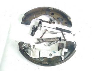 Механизм стояночного тормоза задний левый HONDA FIT 2014