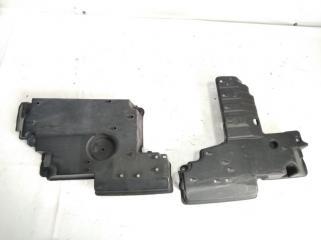 Защита топливного бака задняя TOYOTA RAV4 2006