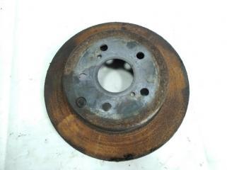 Тормозной диск задний левый TOYOTA HARRIER 2014
