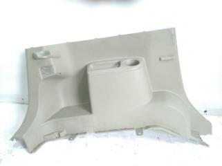 Обшивка багажника задняя левая TOYOTA PASSO SETTE 2010
