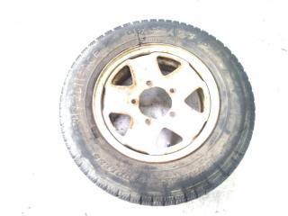 Колесо R14 / 175 / 80 Dunlop 175R14 6P.R.  LT 5x139.7 штамп. 27ET