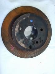 Тормозной диск задний левый NISSAN XTRAIL 2004