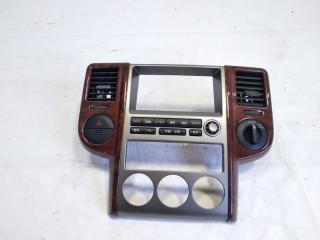 Консоль магнитофона NISSAN XTRAIL 2004