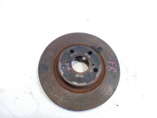 Тормозной диск передний правый TOYOTA RAV4 2007