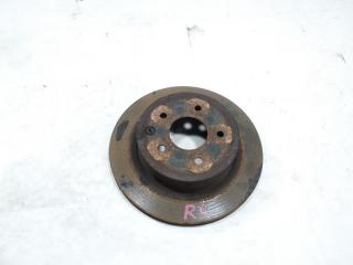 Тормозной диск задний правый NISSAN XTRAIL 2005