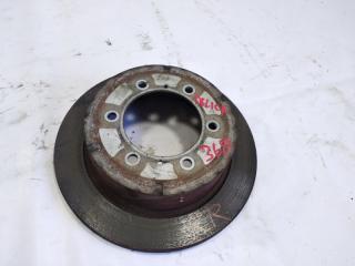 Тормозной диск задний правый MITSUBISHI DELICA 07.1996