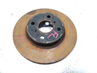 Тормозной диск передний левый TOYOTA VITZ 2011