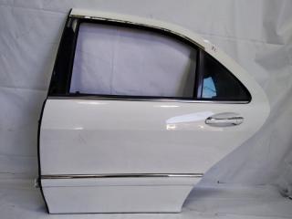 Дверь задняя левая Mercedes-Benz S-CLASS 2001