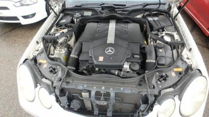 Двигатель Mercedes-Benz S500 2003