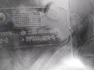 Воздухозаборник Mercedes-Benz S-CLASS WDB220 137970