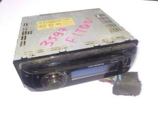 Магнитофон передний HONDA FIT 2004