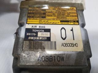 Блок управления airbag TOYOTA HILUX SURF 2003