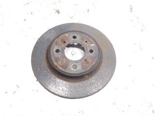 Тормозной диск задний левый HONDA FIT 2012