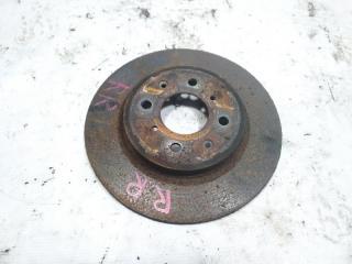 Тормозной диск задний правый HONDA FIT 2012