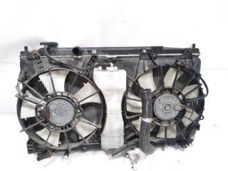 Радиатор основной передний HONDA FIT 2012