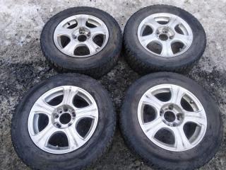 Комплект из 4-х Колесо R15 / 205 / 65 Bridgestone 205/65R15 5x114.3 лит. 37ET