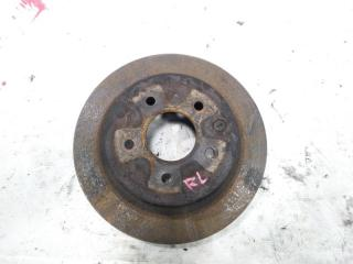 Тормозной диск задний левый NISSAN XTRAIL 2001