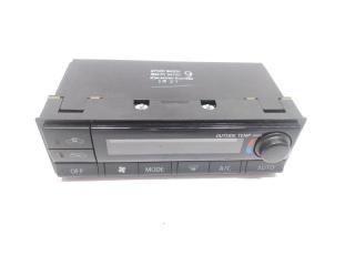 Блок управления климат-контролем передний NISSAN XTRAIL 2001