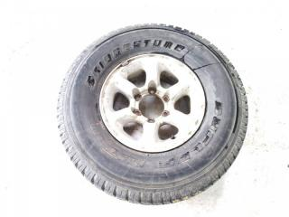 Колесо R15 / 265 / 75 Bridgestone DUELER H/L 265/75R15, 31*10.50R15LT 6x139.7 лит. 10ET