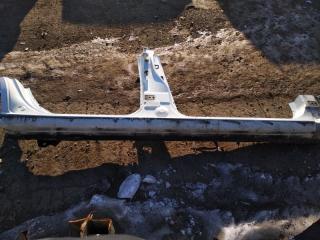 Порог кузова передний правый NISSAN PRESAGE 1998