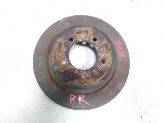 Тормозной диск задний правый MITSUBISHI RVR 2010