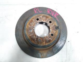 Тормозной диск задний левый MITSUBISHI RVR 2010