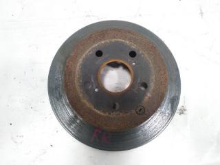 Тормозной диск задний правый TOYOTA ESTIMA 2009