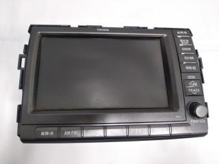Запчасть магнитофон передний TOYOTA ESTIMA 2009