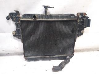Радиатор основной DAIHATSU ROCKY 1993